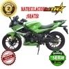 Malcor Furios RR 125cc VERDE