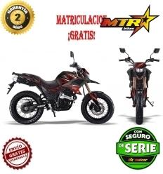 Malcor adventure 125cc