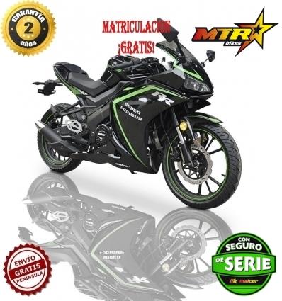 Malcor Súper Furius RR 125cc